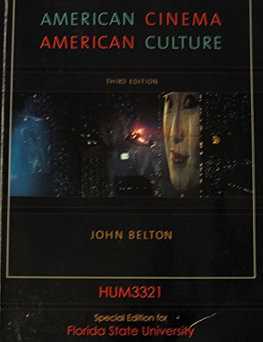 9780077514631: American Cinema American Culture Third Edition- Sp