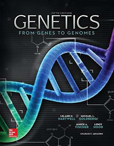9780077515072: Study Guide Solutions Manual for Genetics