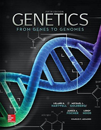 9780077515072: Genetics