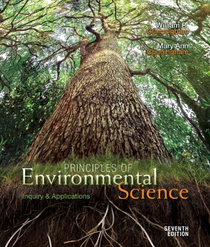 9780077515300: Loose Leaf Version for Principles of Environmental Science