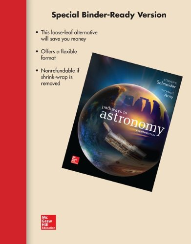 9780077515386: Loose Leaf Pathways to Astronomy