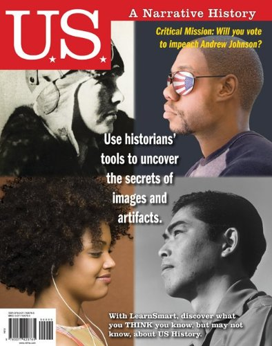 9780077516543: US: A Narrative History with 2-Semester Connect Access Card History Plus Access Card