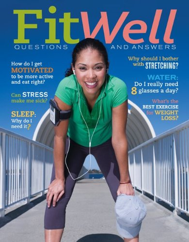 9780077516772: FitWell: Questions and Answers with Connect Plus Fitness and Wellness