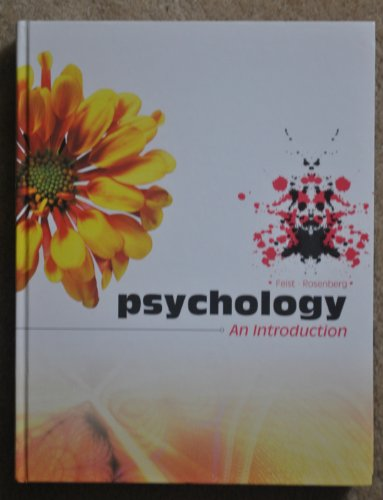 9780077518233: Psychology: An Introduction