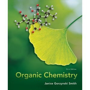 9780077519841: Organic Chemistry Third Edition (Smith)