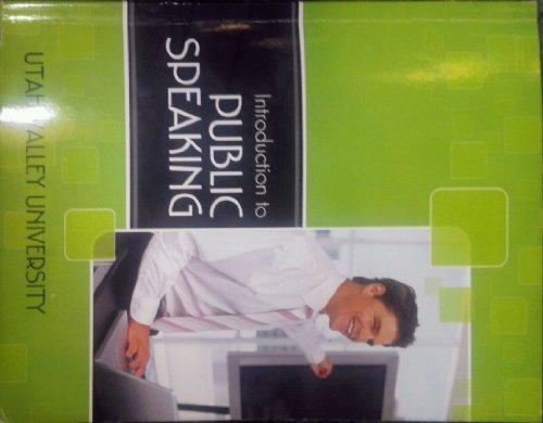 9780077521905: Custom Ispeak 2011: Introduction to Public Speaking Utah Valley University