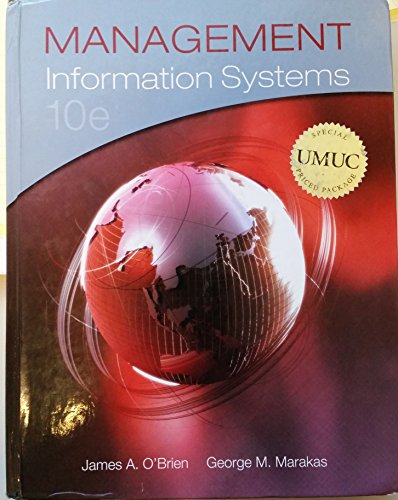 9780077522179: Management Information Systems