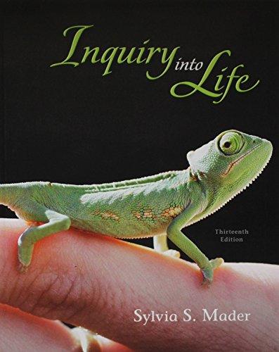 9780077523879: Inquiry Into Life