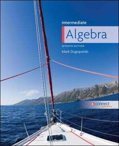9780077526887: Intermediate Algebra with Connect Access Card