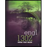 9780077527129: Engl 1302 Central Texas College