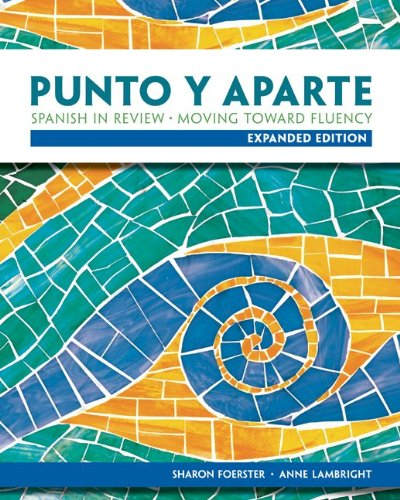 9780077527259: Looseleaf for Punto y aparte: Expanded Edition