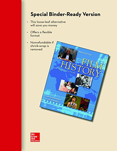 9780077527440: Looseleaf for Film History: An Introduction