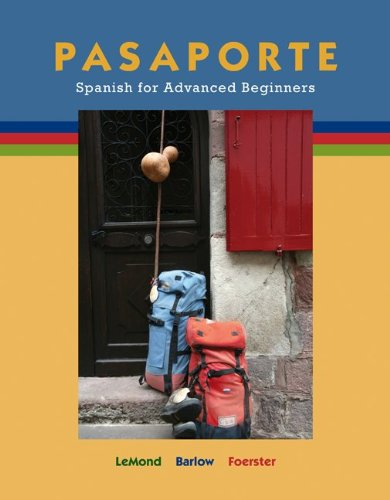 9780077527488: LOOSELEAF FOR PASAPORTE: SPANISH FOR ADVANCED BEGINNERS