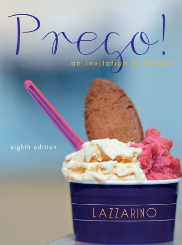 9780077527815: Prego: An Invitation to Italian