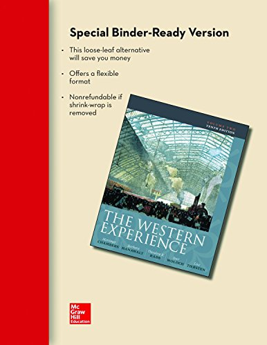 9780077527822: 2: Looseleaf for The Western Experience Volume II