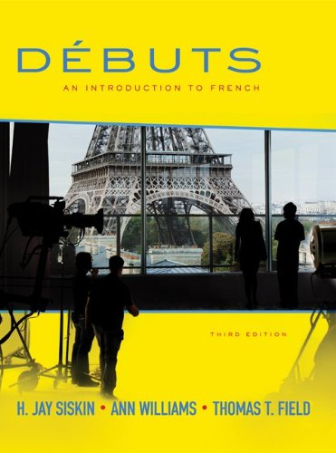 9780077527860: Débuts: An Introduction to French