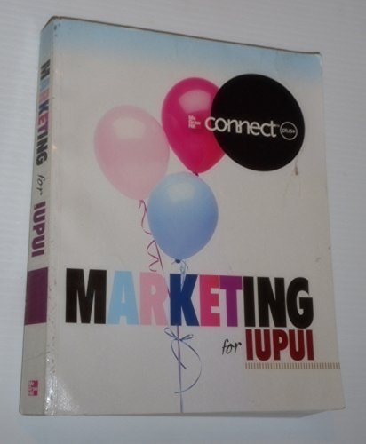 Marketing for IUPUI (Contains select material from: Grewal/Levy