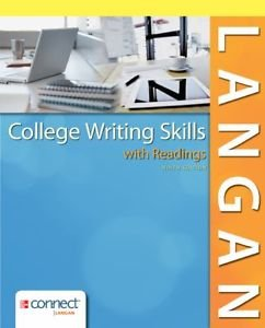 9780077531249: College Writing Skills with readings (Ninth edition) Annoted Instuctor's Edition