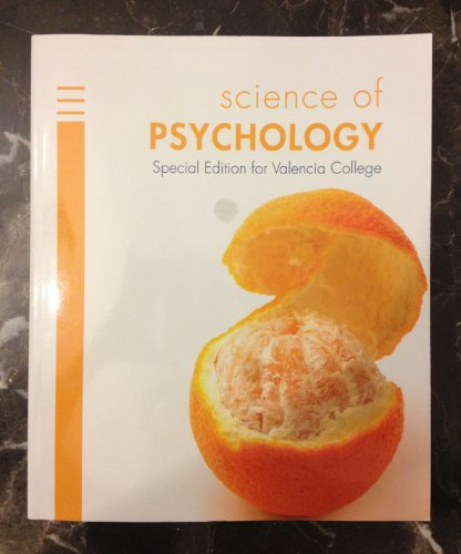 9780077533687: Science of Psychology Special Edition for Valencia College