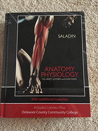 9780077534523: Anatomy and Physiology (The Unity of Form and Function)