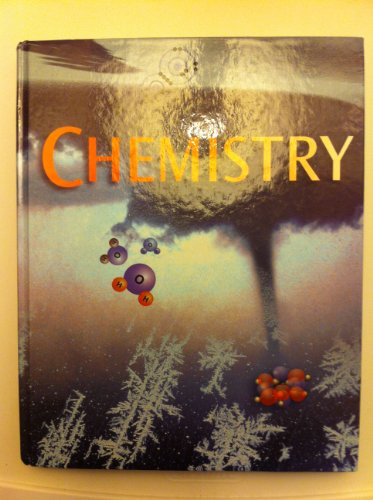 9780077535629: Chemistry, Second Edition