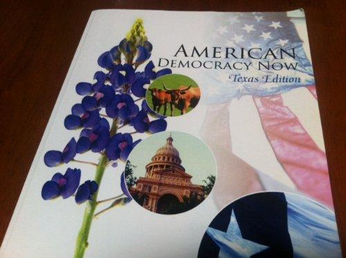 9780077539962: AMERICAN DEMOC..TEXAS-W/ACCESS