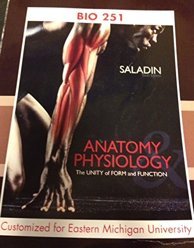 9780077540524: Selected Material from Anatomy Physiology: The Unity ...