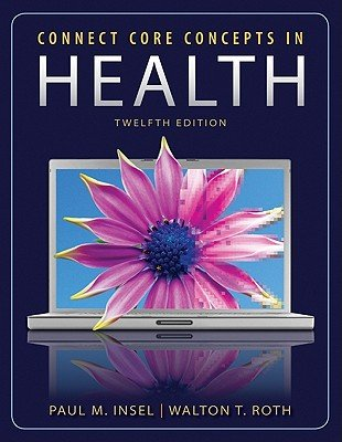9780077542436: connect core concepts in health 12th edition + CONNECT ACCESS CARD!!!!