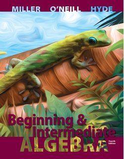 9780077543426: Beginning & Intermediate Algebra:ANNOTATED INSTRUCTOR'S EDITION