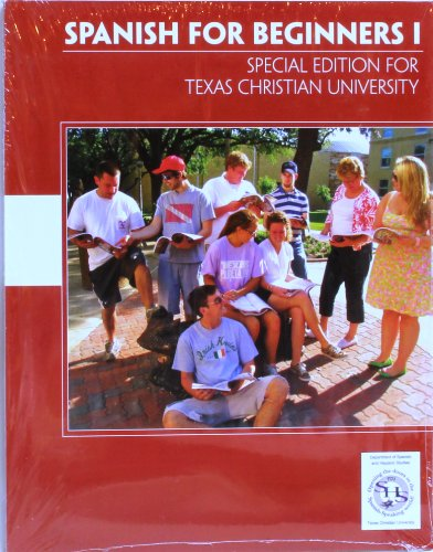 9780077544515: Spanish for Beginners I - Special Edition for Texas Christian University with Online Access Code