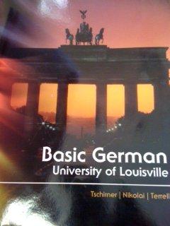 9780077548957: Basic German (Custom for University of Louisville)