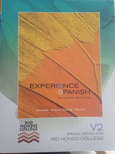 Experience Spanish Un Mundo Sin Limites: Morris, Amores -