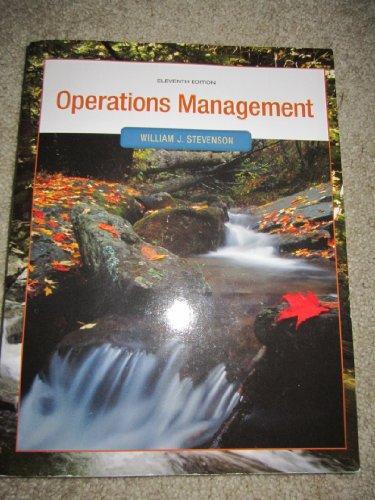 9780077549510: Operations Management