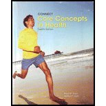 9780077550394: Connect Core Concepts in Health Twelfth Edition