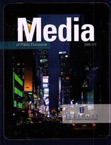 9780077550486: Media of Public Discourse; 4th Edition