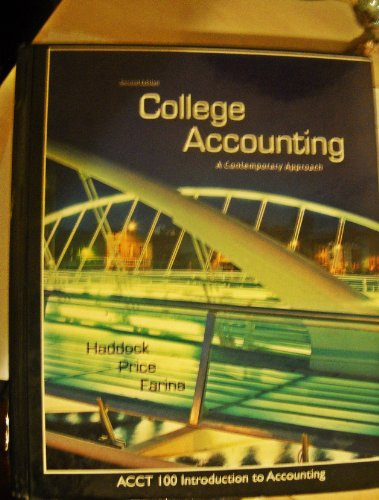 9780077552060: College Accounting