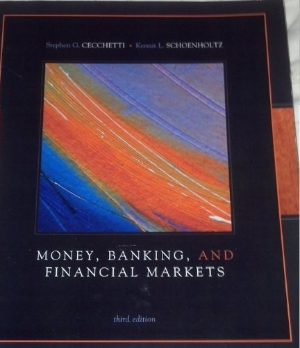 9780077552138: Money Banking and Financial Markets (Franklin University)