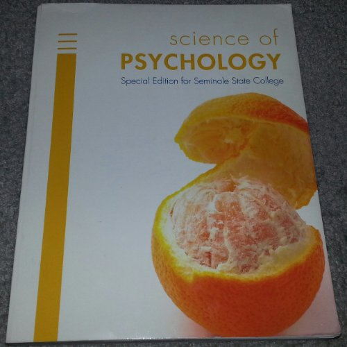 9780077554545: Science of Psychology: Special Edition for Seminole State College