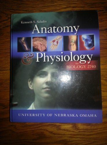 9780077556419: Anatomy and Physiology for Biology 2740