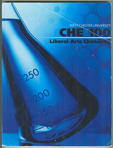 9780077560249: Liberal Arts Chemistry (CHE 100)