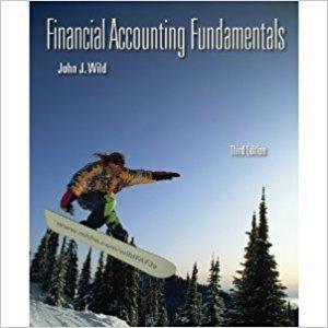 9780077560706: Financial Accounting Fundamentals (Financial Accounting Fundamentals)