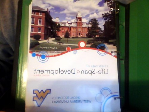 9780077560775: essentials of life span development (special edition for west virginia university)