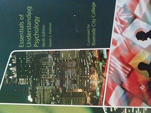 9780077561222: Essentials of Understanding Psychology