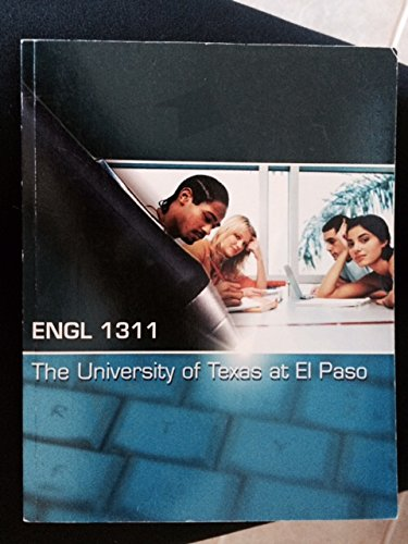 9780077561529: ENGL 1311 The University of Texas at El Paso