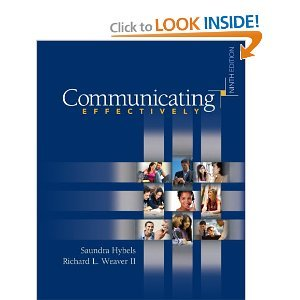 9780077561987: Communicating Effectively 9th edition