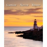 9780077562151: Garrison | Noreen | Brewer, Managerial Accounting 14th Edition (Ball State University, ACC 202, Principles of Accounting 2)