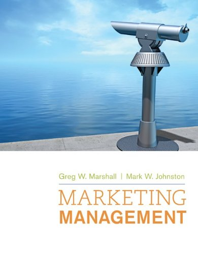 9780077563585: Marketing Management with Update