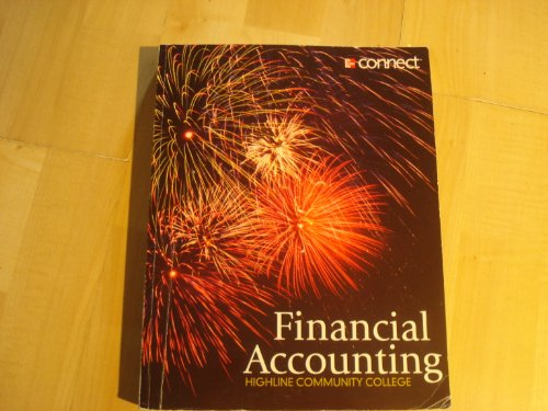 9780077563844: Financial Accounting (Highline Community College)