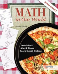 9780077564605: Math in Our World