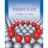 9780077564827: Chemistry Atoms First - Custom Edition College of Charleston